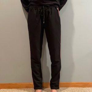 Trussardi Black Sweat Pants